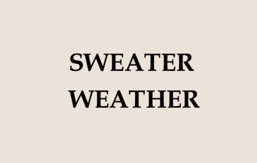 is here!: Fashion, Favorite Things, Cant Wait For Fall Quotes, Seasons, Sweater Weather, Sweaters Weather, Fall Autumn, Better Weather, Ready For Winter Quotes