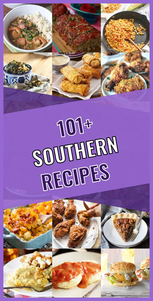 101 Comfort Food Southern Recipes Comfort Food Southern