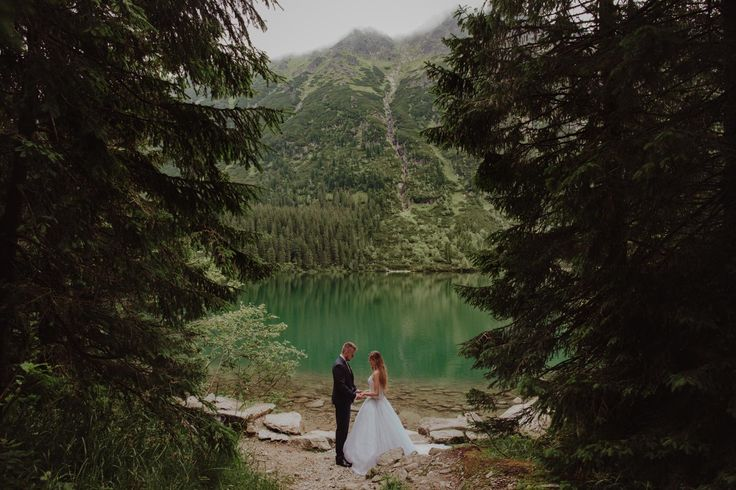 Wedding Session in Zakopane, Session in Mountains