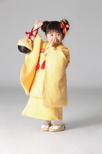 """七五三Shichi-Go-San (七五三, lit. """"Seven-Five-Three"""") is a traditional rite of passage…"""