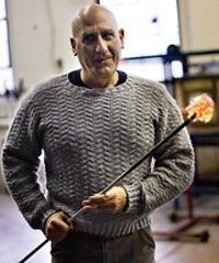 Men's sweater saddle seam knitting pattern