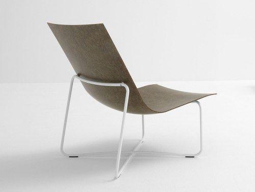 Maarten van Severen voor Pastoe | Low Chair LC03