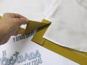 Blog sobre técnicas de costura con muchos tutoriales paso a paso.