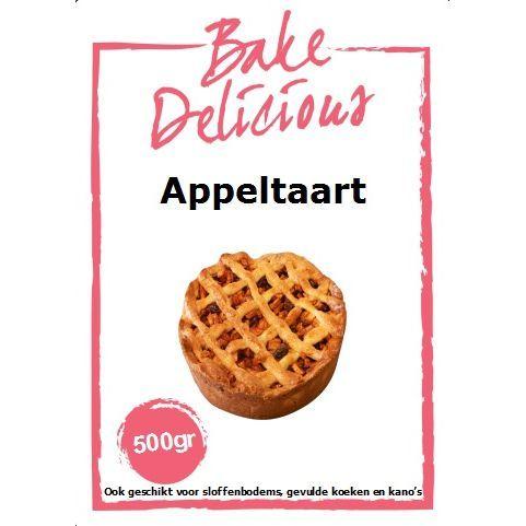 Bake Delicious Mix voor Appeltaart