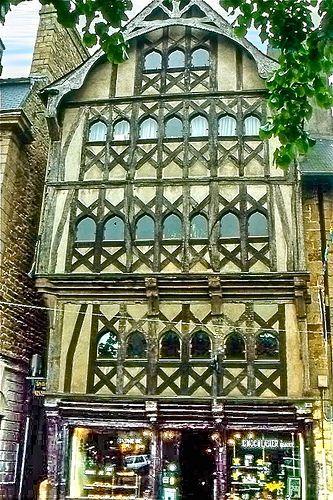 Josselin, Morbihan ~ Brittany