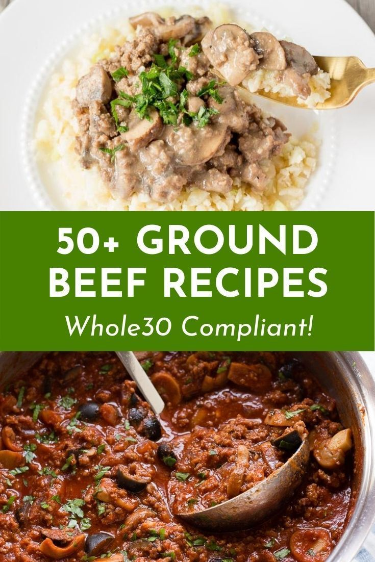 50 Whole30 Ground Beef Recipes Hot Pan Kitchen In 2020 Whole30 Ground Beef Recipes Beef Recipes Ground Beef Recipes