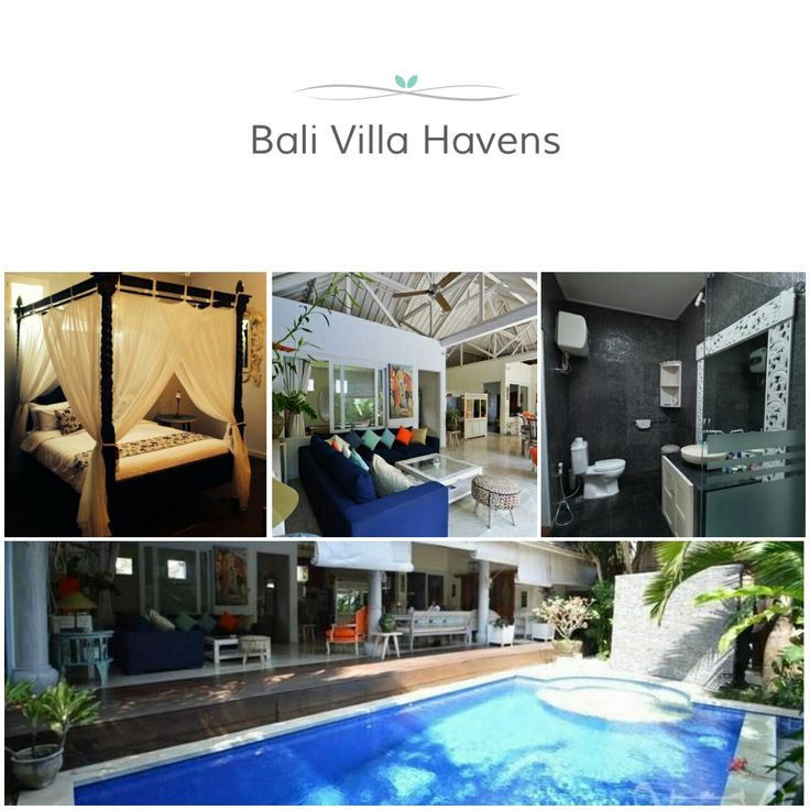 Our lovely Villa WISNU located in Seminyak – 4 Bedrooms, Private pool, Daily breakfast – AUD 195 includes 6 pp - http://www.balivillahavens.com/villa-wisnu---4-bed.html
