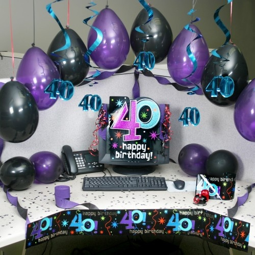32 best ideas about work birthday ideas on pinterest for 40 birthday decoration ideas