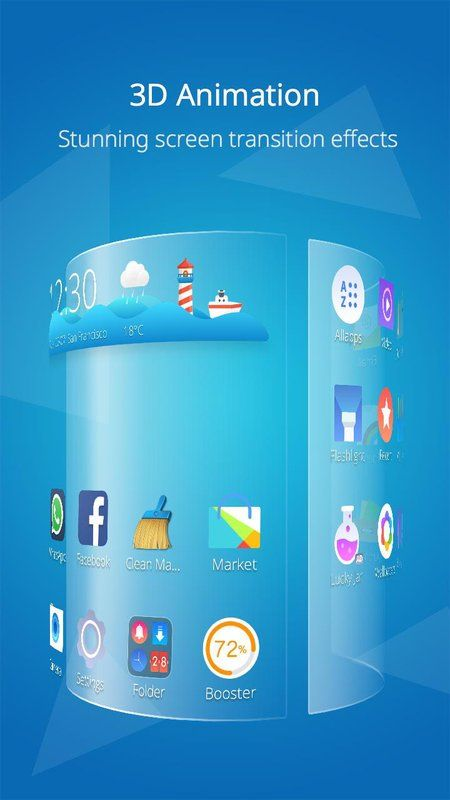 CM Launcher 3D-Theme,Wallpaper FULL APK Free Download ...
