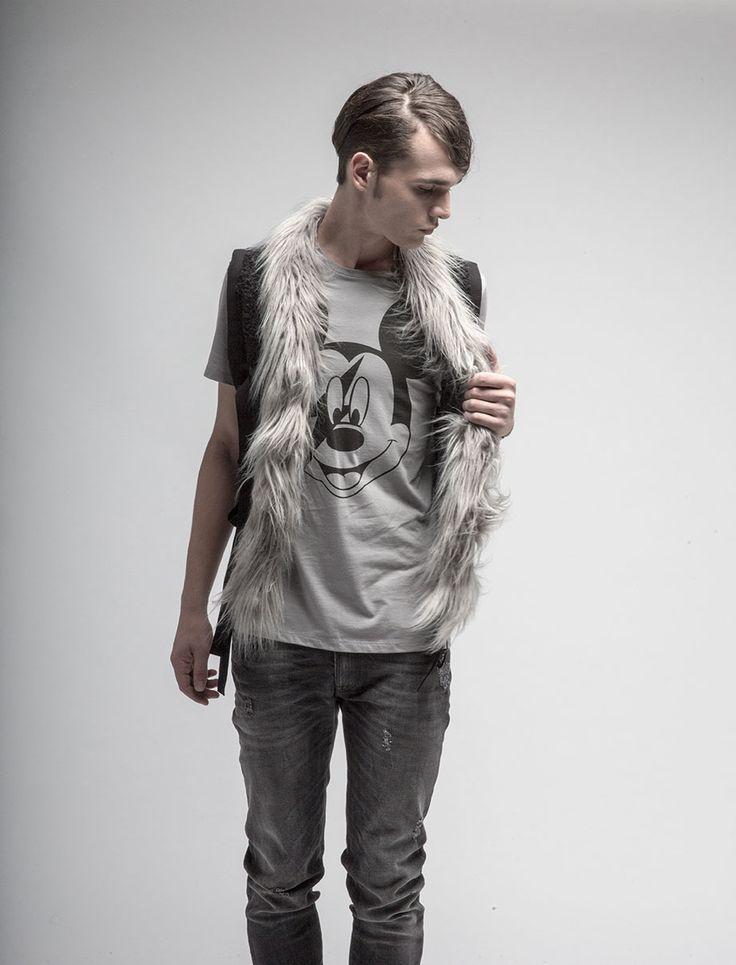 #tizianafausti.com #luxuryshop #ootd #mood #fashion #editorial #fw14 #neilbarrett
