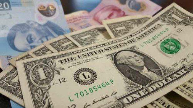 Dólar promedia $18 a la venta en aeropuerto capitalino - La Jornada en linea