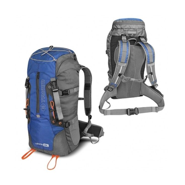 Trimm Leman Backpack - 45L Brand: TRIMM INR 5,200 buy now: http://bit.ly/29JcLbk
