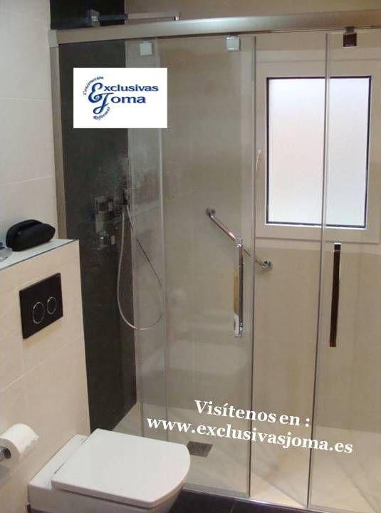 Reforma de baño de nuestro cliente.Plato de ducha de la ...