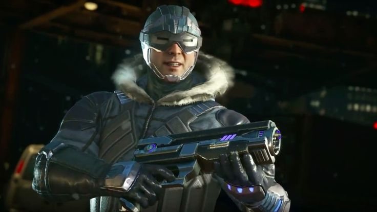 Injustice 2 Official Introducing Captain Cold Trailer He's ready to freeze his foes and get vengeance for the death of his sister. April 06 2017 at 03:36PM https://www.youtube.com/user/ScottDogGaming