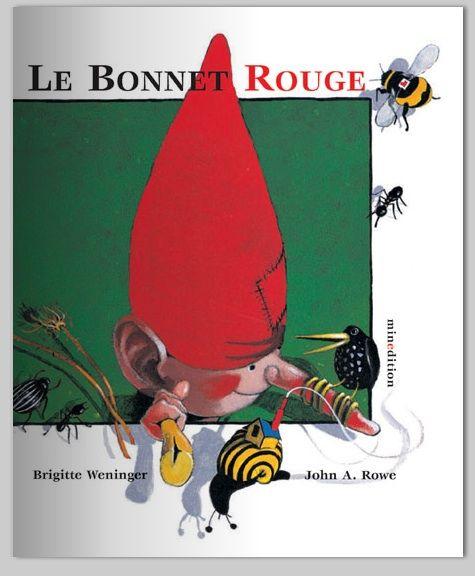 Le bonnet rouge - Conte à lire