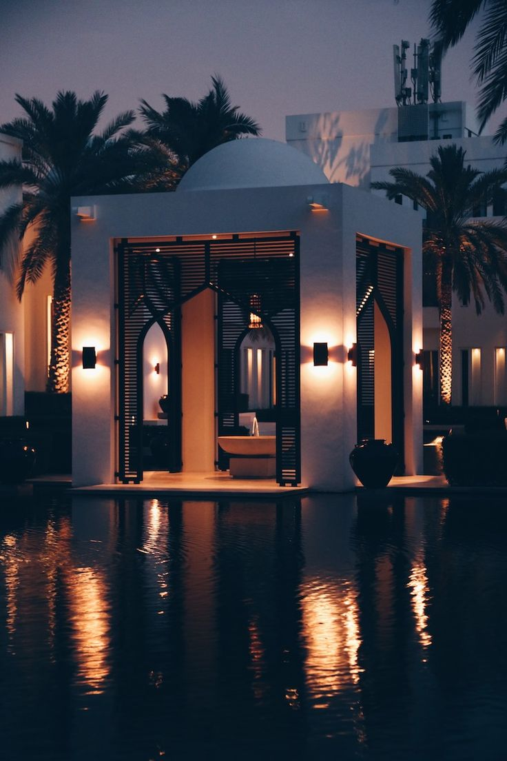 Destinations | The Chedi Resort & Spa, Muscat