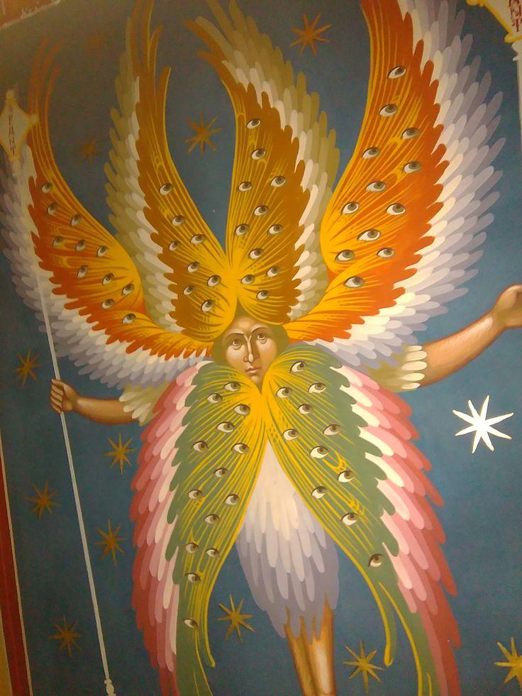 Картинке ангела серафимов