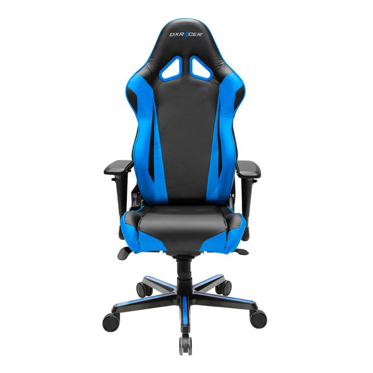 DXRacer Racing chair Blue color.#fun games,#free online game,#shooting games,#play games