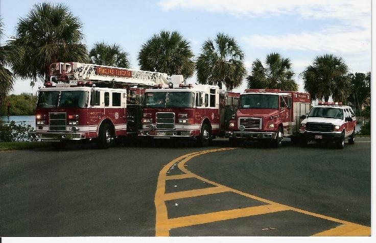 Pinellas Suncoast Fire & Rescue District (FL) - Apparatus