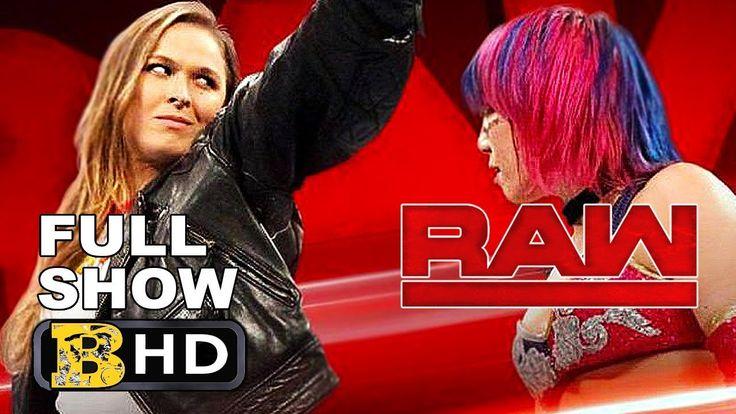 WWE MONDAY NIGHT RAW 29 JANUARY 2018 HIGHLIGHTS HD   WWE RAW 1/29/18 HIG... #wwe #raw #mondaynightraw #rondarousey