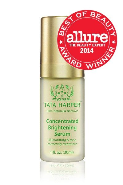 Concentrated Brightening Serum | 100% Natural & Nontoxic Serum to Illuminate, Brighten and Correct Appearance of Skin Tone