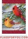 Cardinals Rest House Flag