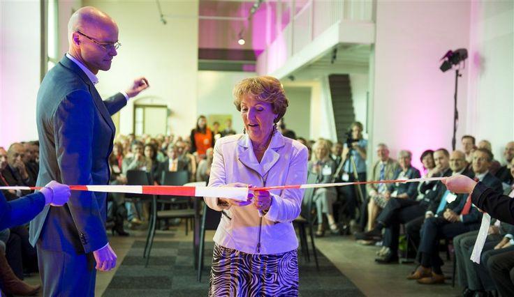 Prinses Margriet opent Rode Kruis congres