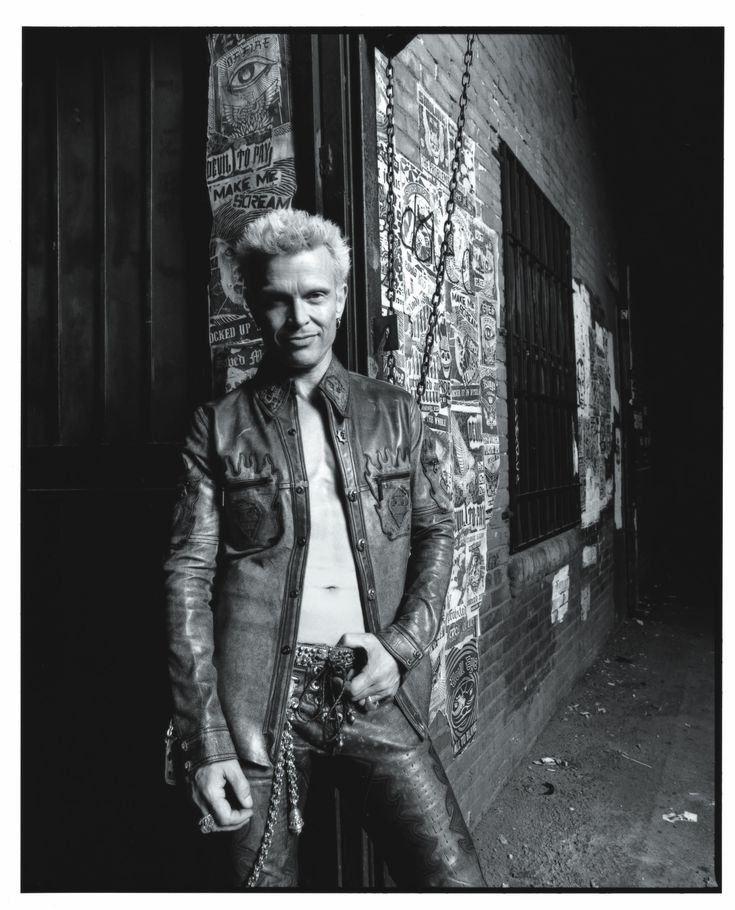 FACT: BILLY IDOL first became known after performing with the band Generation X. | billy idol | Pinterest | Billy idol, Idol and Musicians