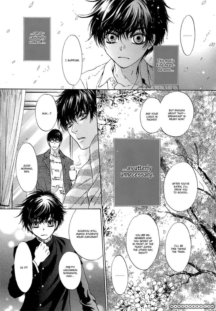 Super Lovers 5, SUPER LOVERS manga, Read Super Lovers 5 chapter, Super Lovers 5 Page 4