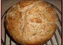 """""""Chléb bez hnětení"""" od líné kuchařky"""