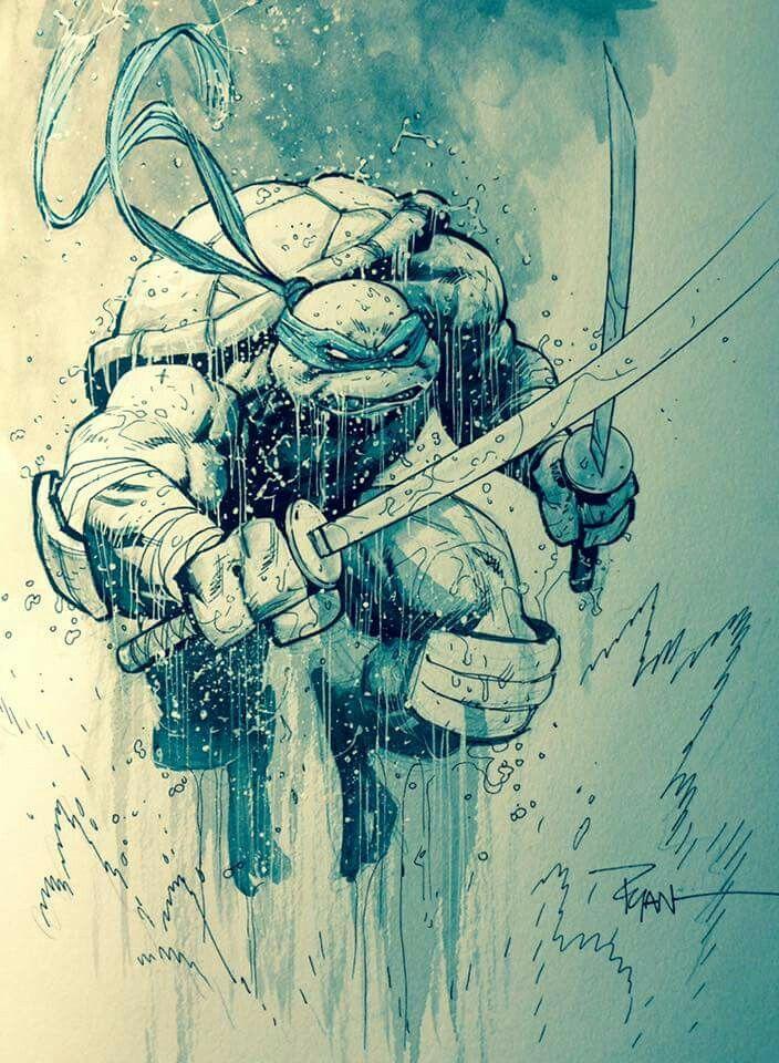 18 Besten Ninja Turtles Bilder Auf Pinterest: 19 Besten Teenage Mutant Ninja Turtles Bilder Auf