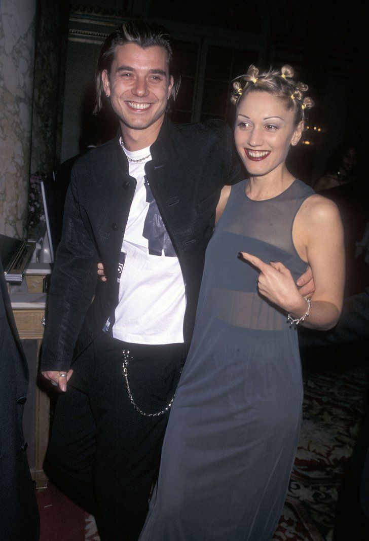 Pin for Later: You'll Get Nostalgic Over These Old Pictures of Gwen Stefani and Gavin Rossdale 1998