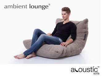Interior Bean Bags | Indoor Bean Bags for Contemporary Fabric | Bean Bags Australia