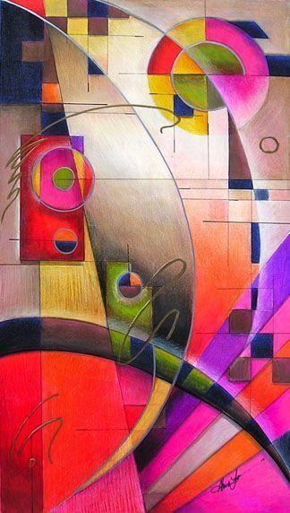 Dibujo abstracto                                                                                                                                                     Más