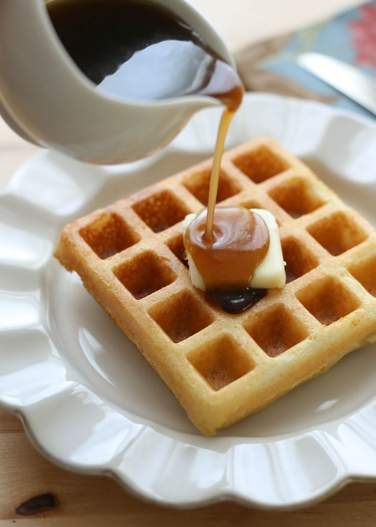 Brown Sugar Butter Syrup is not a substitute for maple syrup. This awesomeness stands on its own as pure heaven on your breakfast plate!