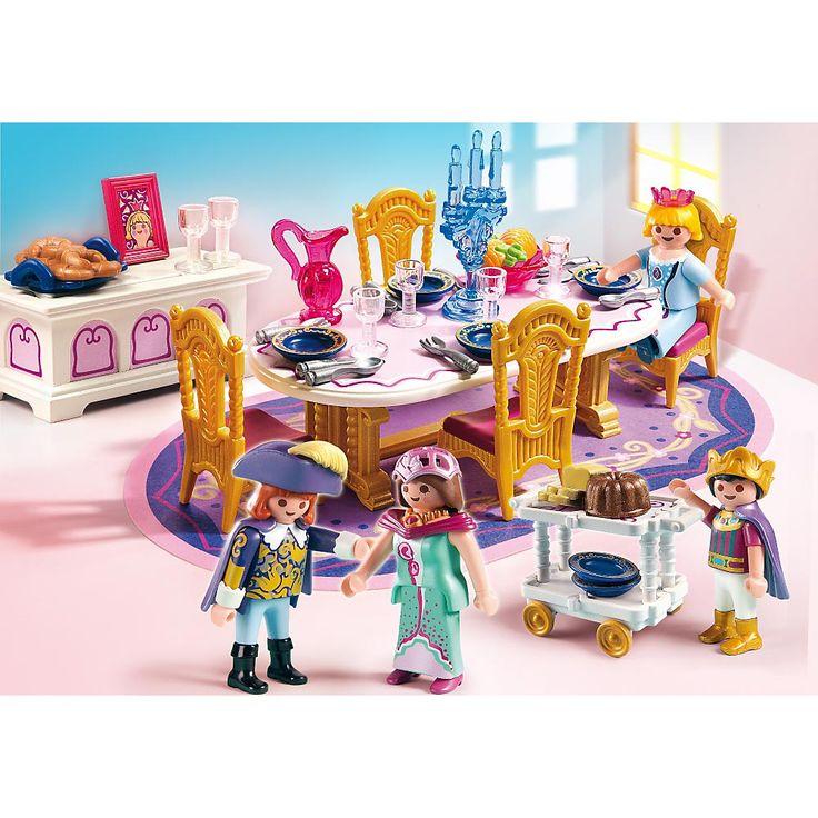 Playmobil Księżniczki Uczta królewska, 5145, klocki