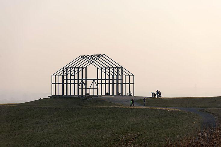 Hallenhaus / neukirchen-vluyn / D / observatorium
