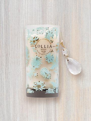 Wish Mini Perfumed Candle Luminary