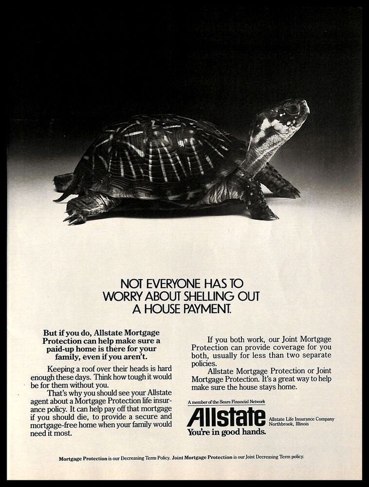 1983 allstate life insurance company mortgage protection