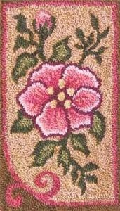 Embroidery.com: Rose Punch Needle Pattern: Punch Needle