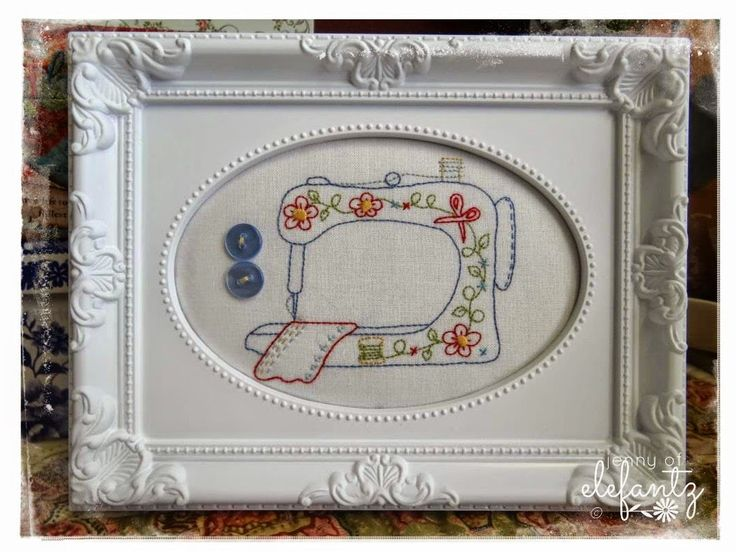 Choosing the right frame to display your needlework...