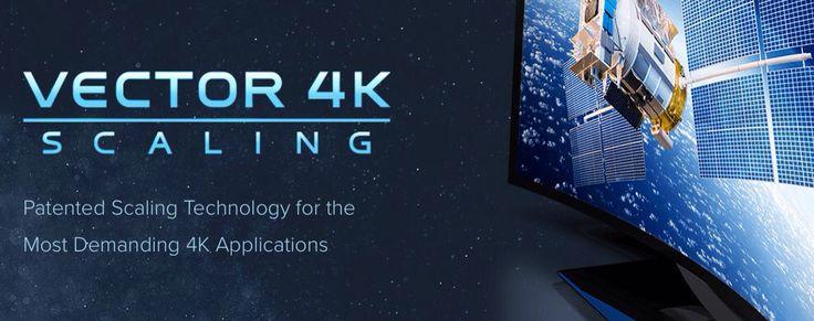 Extron Vector 4K Technology