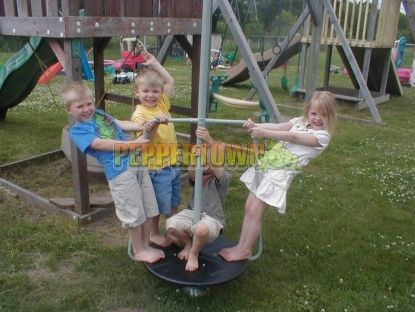 Playground Parts and Panels - Playground Parts and Panels - Personal Playground Merry-go-round - by PEPPERTOWN online store