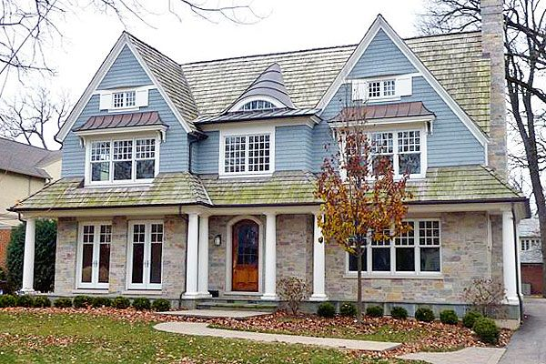 Nantucket design homes