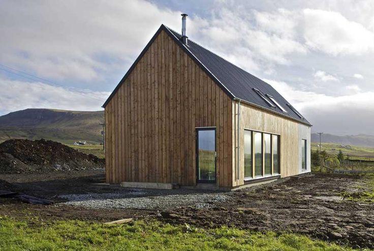 29 besten tiny house minimalistisch wohnen im minihaus for Prefab modern farmhouse