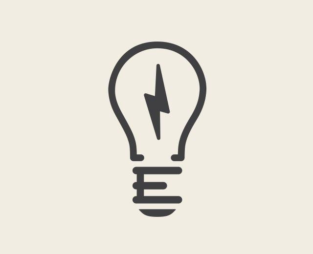 Electrik Company Bulb Logo