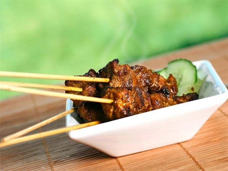 Dukan Diet - Attack Phase - Thai Beef Skewers