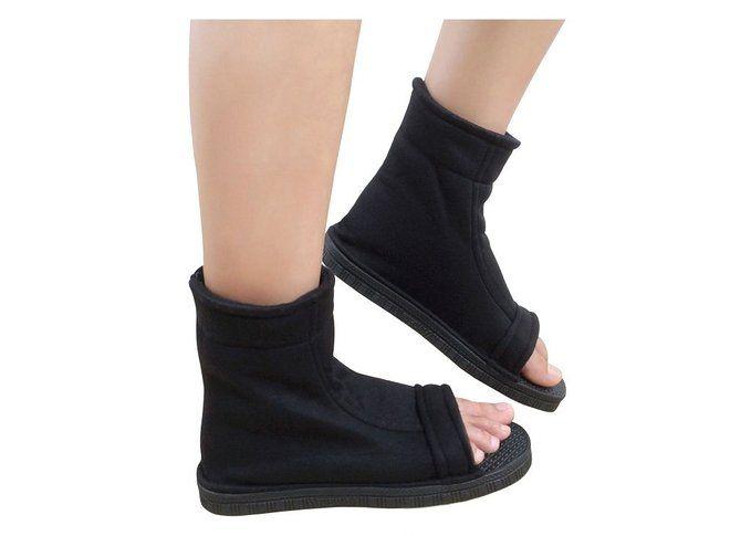 Dazcos Black Naruto Shippuden Ninja Shoes Men US 11 Buy Now