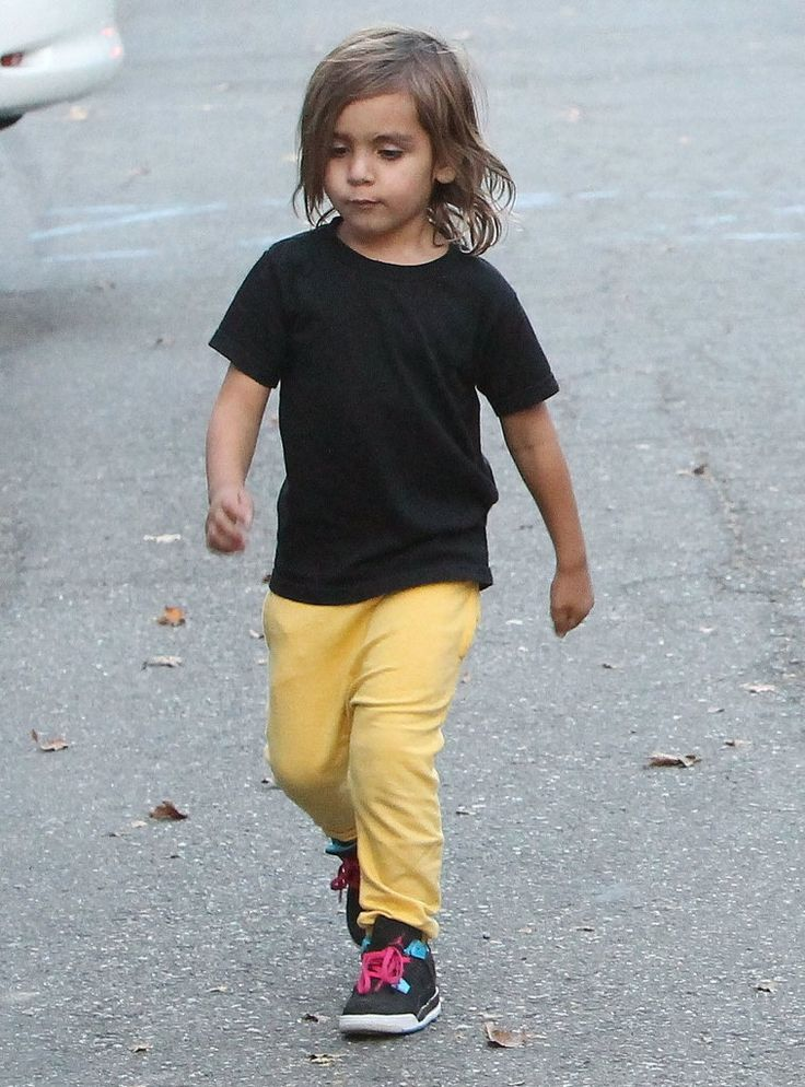 Mason Disick (son of Kourtney Kardashian)