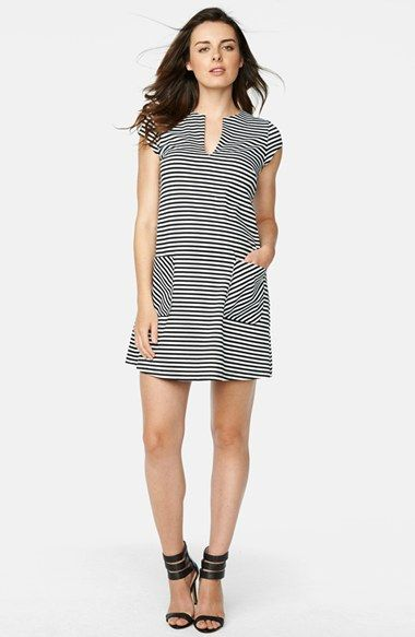 Maternal America Shift Maternity Dress available at #Nordstrom